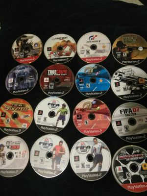 Ps2 games for Sale in West Valley City, UT