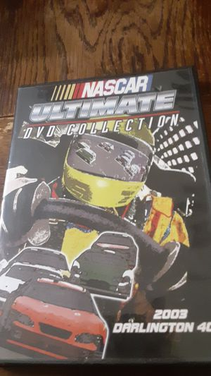 Nascar ultimate dvd collection for Sale in Grand Saline, TX