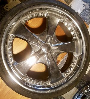 "19"" Diablo Wheels for Sale in Edison, NJ"