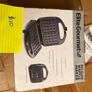 Elite Gourmet Waffle Maker for Sale in Alexandria, LA