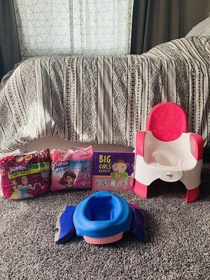 Potty Training Bundle for Sale in Spokane, WA