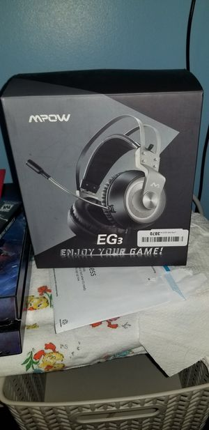 Game ming Headphones for Sale in Nashville, TN