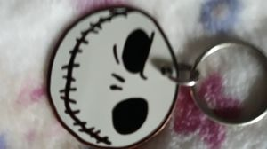 The Nightmare Before Christmas Jack Skellington Key Chain for Sale in Winston-Salem, NC