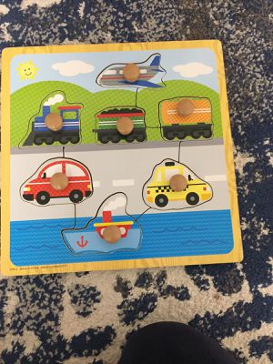 6 Toys (wood and musical puzzles) for kids for Sale in Natick, MA
