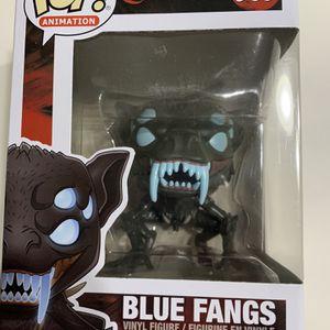 Blue Fangs Funko Pop for Sale in DeSoto, TX
