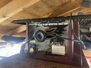 Chicago electric table saw for Sale in Aurora, CO