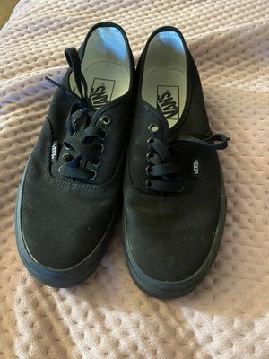 Vans practically brand new for Sale in Tolleson, AZ