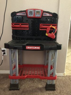 Kids tool bench for Sale in Chandler, AZ