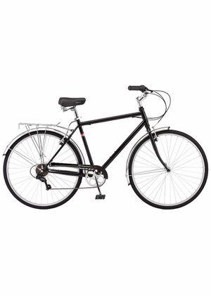 Schwinn Wayfarer Bike Mens and Womens Hybrid Retro-Styled Cruiser, Step-Over or Step-Through frame option, 7-Speed (No Box) for Sale in Silver Spring, MD
