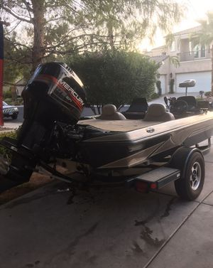 1999 Asto 1850 bass boat for Sale in Las Vegas, NV