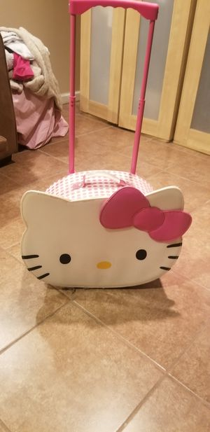 Small Hello Kitty Suitcase for Sale in Chicago, IL