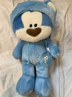 """Blue Bear Plush Morning Glory 9"""" for Sale in New York, NY"""