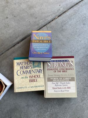 Bible Study Resources for Sale in Fresno, CA