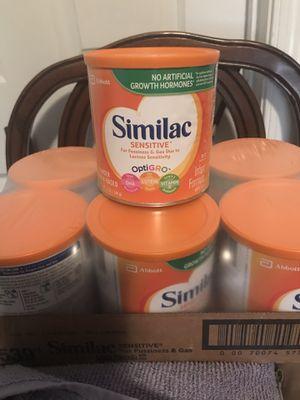 Similac sensitive formula for Sale in Lake Ridge, VA