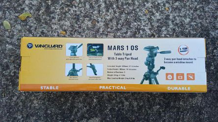 Tripod ,Mars, never opened, $30.00 for Sale in Highland Haven,  TX