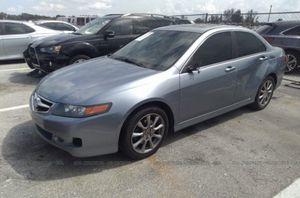 06 Acura Tsx Parts 6MT MANUAL PARTOUT for Sale in Miramar, FL