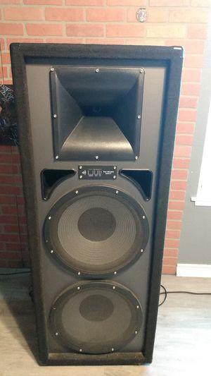 Pro studios Mach 2 speakers for Sale in Ontario, CA