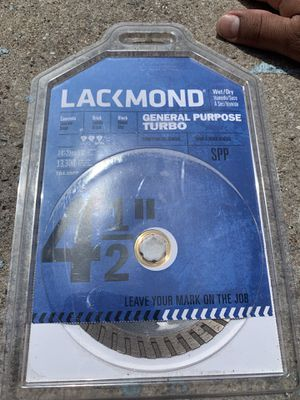 LACKMOND (General Purpose Turbo) for Sale in Queens, NY