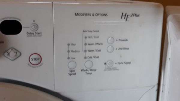 Pair of Kenmore washer and dryer both work great 300 obo no trades