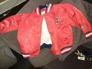 Free Sz. 4 toddler Indians jacket for Sale in Garfield Heights, OH