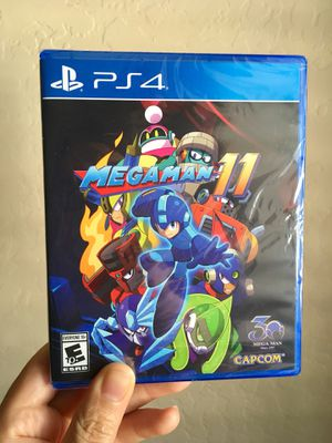 Megaman 11 PS4 - New for Sale in Phoenix, AZ