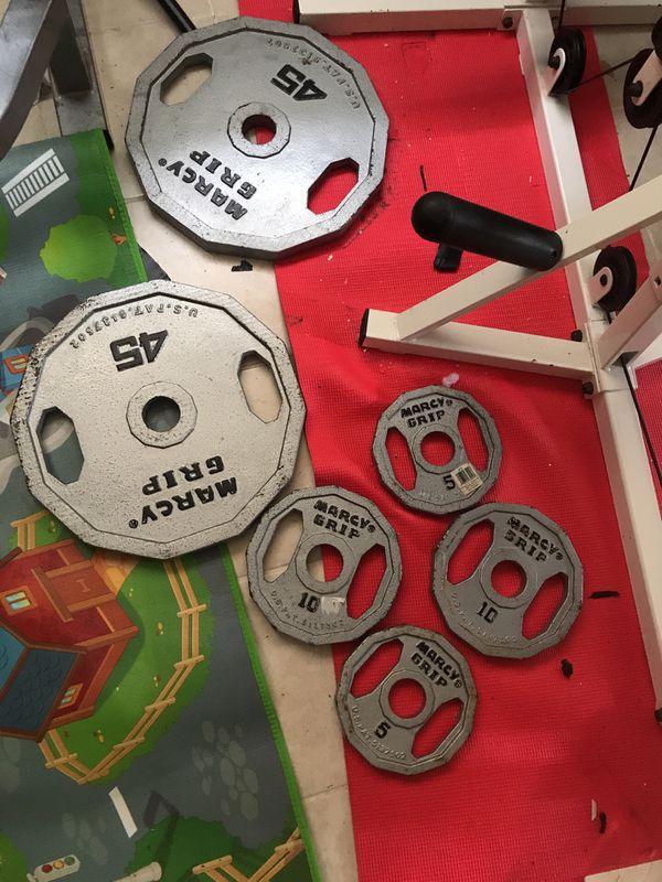 Powerhouse fitness gym equipment