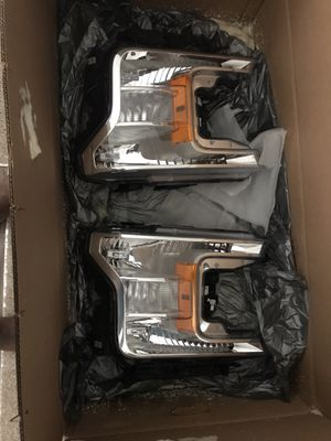 2018 -19 F-150 Head lights for Sale in Tampa, FL