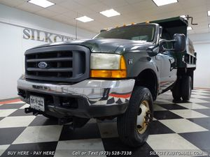 2000 Ford F-350 Mason Dump Truck SNOW PLOW 5-Speed for Sale in Paterson, NJ