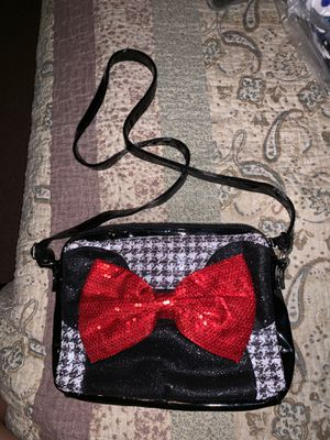 Minnie Mouse Disney cross body bag for Sale in Los Angeles, CA