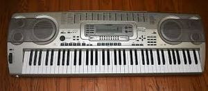 Casio wk 3200 for Sale in City of Industry, CA