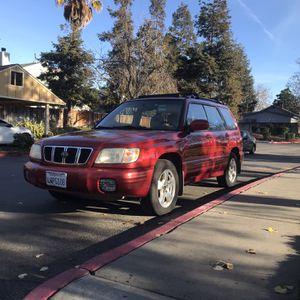 Subaru Forrester S Fwd for Sale in San Jose, CA