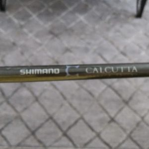 Shimano Calcutta Fishing Rod for Sale in Huntington Beach, CA