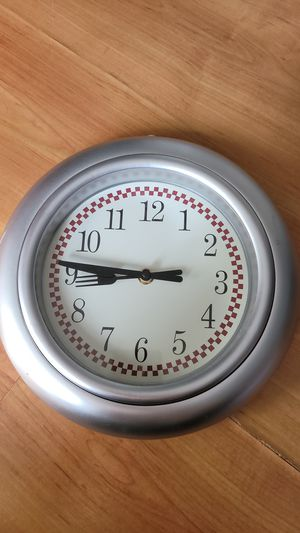 Kitchen clock for Sale in Tampa, FL