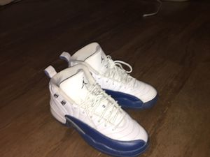 Jordan 12 French Blue Size 6 No Box for Sale in College Park, MD
