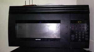 Microwave hotpoint como nuevo for Sale in Miami, FL