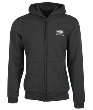 Hoodie Jacket for motorcycle riding (armored) black men new ALL RIDER GEAR for Sale in San Diego, CA