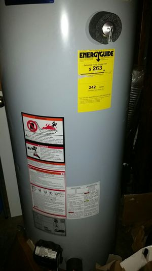 Brand new gas hot water heater for Sale in Clover, SC