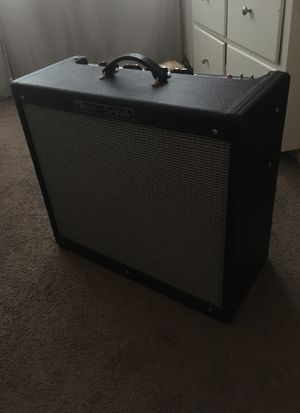 Fender Hot Rod Deville 212 guitar amp - like new for Sale in Jersey City, NJ