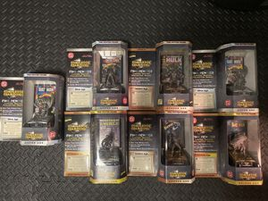 Comic Book Hero Pewter Statue Collection for Sale in Painesville, OH