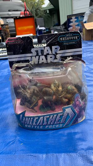 Star Wars collectible battle pack for Sale in Castro Valley, CA