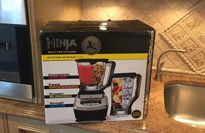 NINJA Blenders Kitchen System - Juice/Processor/Blend for Sale in Macomb, MI