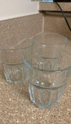 Glass cups for Sale in Fairfax, VA