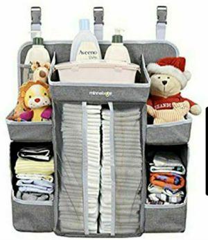 Minnebaby Baby Nursery Organizer and Diaper Caddy Organizer for Sale in Las Vegas, NV