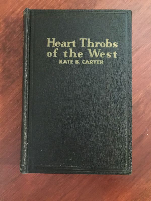 Heart Throbs of the West Volume 2