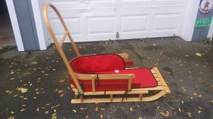 LLBean Pull Sled for Sale in Manchester, CT