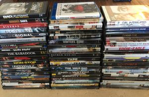 DVDs - 54 total (see list in comments) for Sale in Alexandria, VA