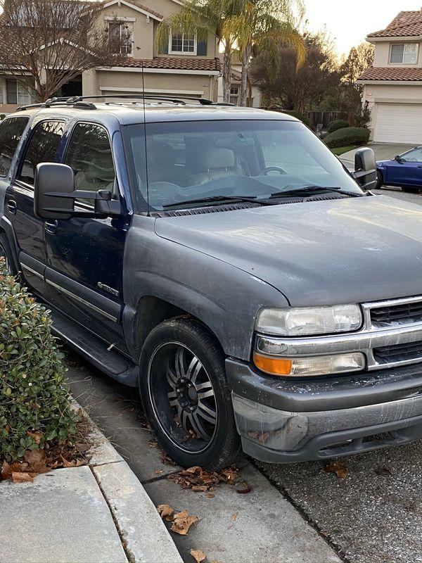 2000 Tahoe LT 4X4