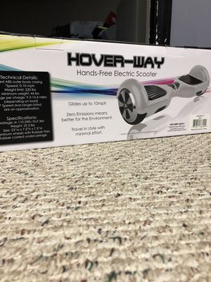 Hover-way Hoverboard for Sale in Macomb, MI