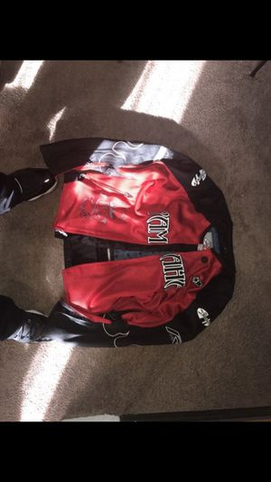 Medium Joe Rocket Yamaha Motorcycle Jacket for Sale in Philadelphia, PA