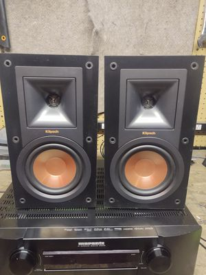 Klipsch reference bookshelf speakers for Sale in US